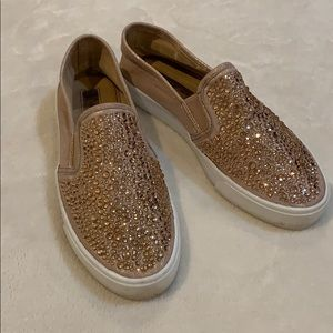 INC International Concepts slip on bling sneaker